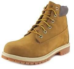 Timberland 6 Premium Round Toe Leather Work Boot.