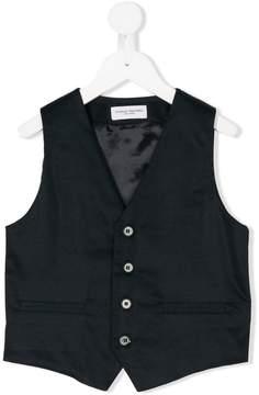 Paolo Pecora Kids classic tailored waistcoat