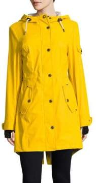1 Madison Anorak Snap-Front Jacket