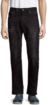 Affliction Men's Crinkle Print Jeans