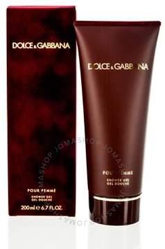Dolce & Gabbana Pour Femme by Shower Gel 6.7 oz (200 ml) (w)