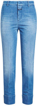 Closed Straight Jeans with Cuff