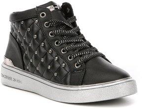 MICHAEL Michael Kors Girls Ivy Rome Hi Top Sneakers
