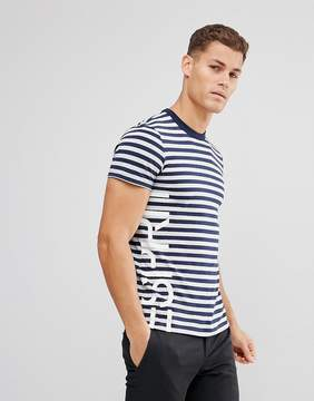 Esprit Recycled T-Shirt With Stripe