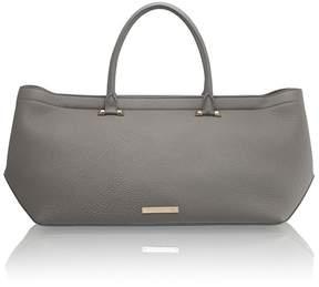 Amanda Wakeley Jumbo Neeson Taupe Bag