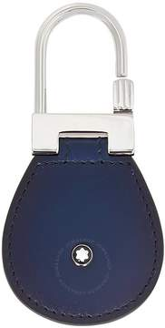 Montblanc Meisterstuck Navy Leather Keyfob