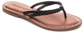 Bernardo Women's Greta Braided Strap Sandal