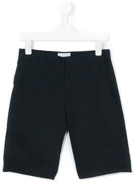 Lanvin Enfant chino shorts