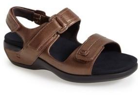 Aravon Women's 'Katy' Leather Sandal