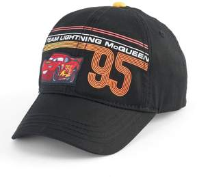 Disney Boys Pixar Cars Lightning McQueen Cap