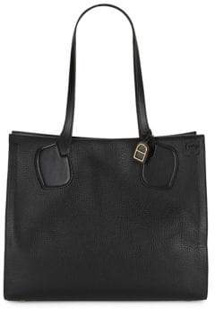 Anne Klein Julia Pebble Leather Tote