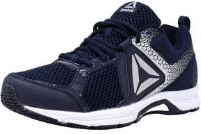 Reebok Men's Runner 2.0 Mt Navy / Electric Flash Silver Ankle-High Running Shoe - 12M