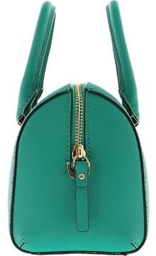 Kate Spade Women's Cameron Street Lane Satchel Leather Cross Body Bag - Emerald Ring - EMERALD RING - STYLE
