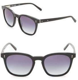 Bobbi Brown 50mm Cassandra Wayfarer Sunglasses