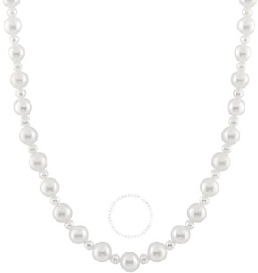 Bella Pearl Single Strand Freshwater Pearls Necklace