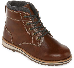 Arizona Spader Boys Lace Up Boot - Little Kids/Big Kids