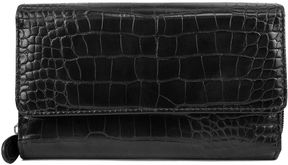 Mundi Big Fat Croc Wallet