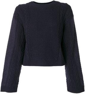 CK Calvin Klein knit jumper