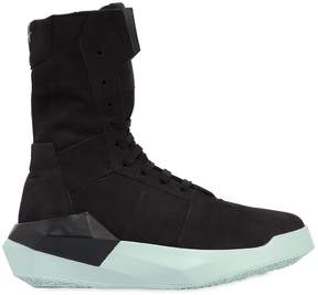 Cinzia Araia Daymon High Top Leather Sneakers
