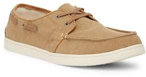 Toms Culver Washed Canvas Boat Shoe
