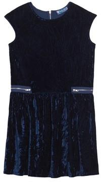 Truly Me Girl's Velvet Dress