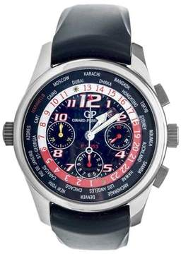 Girard Perregaux Girard-Perregaux Ferrari F1 053 World Time Mens 42mm Watch