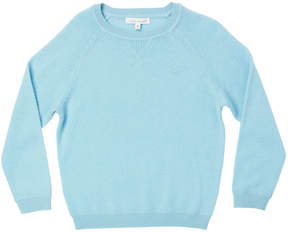 Marie Chantal Boys Boy Cashmere Sweater - Mint