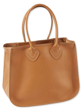 L.L. Bean Signature Made-in-Maine Leather Tote