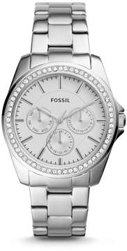 Fossil Janice Multifunction Stainless Steel Watch