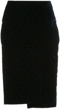 08sircus diamond stitch pencil skirt