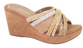 J. Renee Women's Hardscrabble Wedge Sandal
