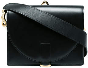 Sacai leather satchel bag
