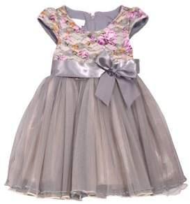 Iris & Ivy Baby Girls Lace Tulle Ballerina Dress