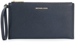 MICHAEL Michael Kors Jet Set Travel clutch - BLUE - STYLE