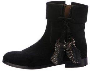 Altuzarra Suede Ankle Boots