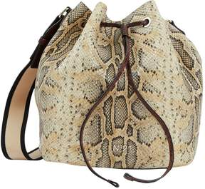 N°21 N21 Beige Leather Handbag