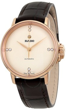 Rado Coupole Classic Automatic Ladies Watch