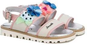 Simonetta floral embellished sandals