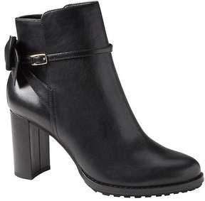 Banana Republic Bow-Back Bootie