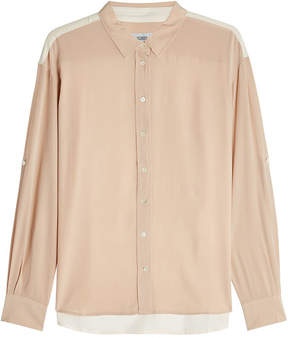 Closed Silk Blouse