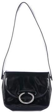 Prada Spazzolato Flap Bag