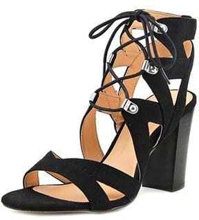 XOXO Barnie Open Toe Synthetic Sandals.