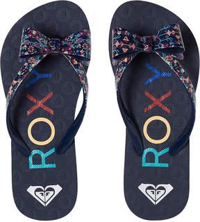 Roxy Lulu Ii Flip-Flop Sandals, Little Girls (11-3) & Big Girls (3.5-7)