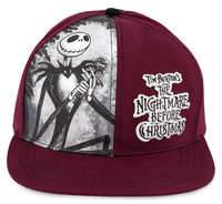 Disney Tim Burton's The Nightmare Before Christmas Baseball Cap - Adults