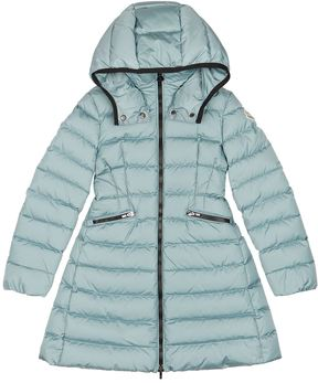 Moncler Charpal Hooded Coat