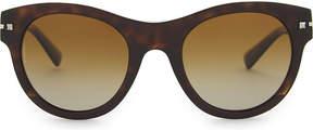 Valentino Va4020 round-frame sunglasses