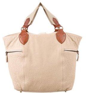 Brunello Cucinelli Leather Tote Bag