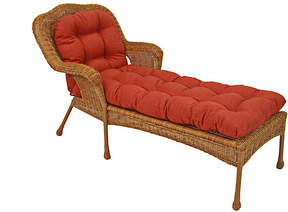 Rustic Chaise Lounge