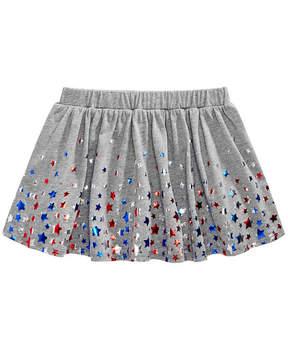 Epic Threads Todler Girls Star-Print Skirt, Created for Macy's