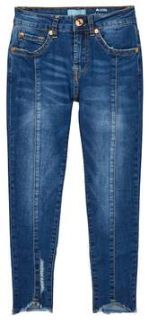 7 For All Mankind The Ankle Skinny Jeans (Big Girls)